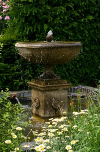 Cool ideas for garden fountains design you should try 66