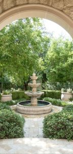 Cool ideas for garden fountains design you should try 70