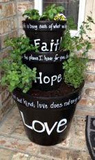 Creative front porch garden design ideas 02