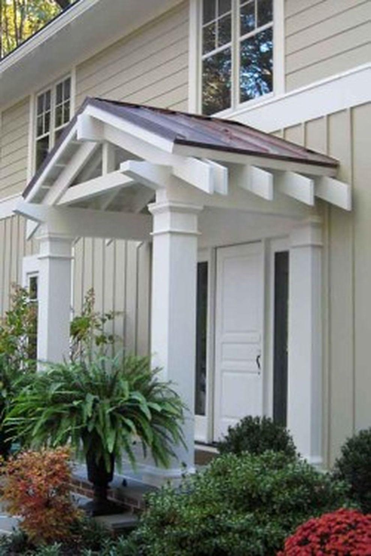 Creative front porch garden design ideas 11