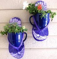 Creative front porch garden design ideas 21