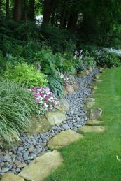 Creative garden design ideas for slopes 25