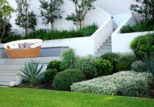 Creative garden design ideas for slopes 38