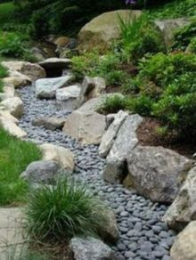 Creative garden design ideas for slopes 47