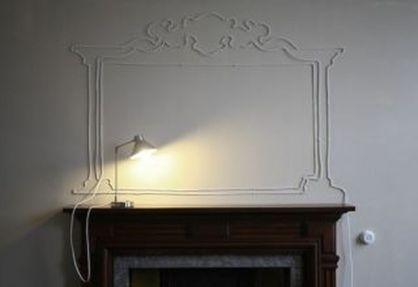 Creative ideas hiding a tv in the living room 60