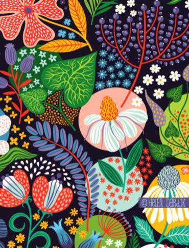 Cute and cool garden art for kids design ideas 11