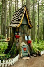 Cute and cool garden art for kids design ideas 22
