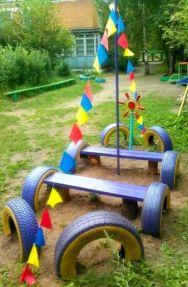 Cute and cool garden art for kids design ideas 32