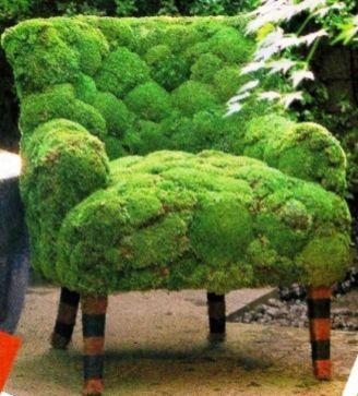 Cute and cool garden art for kids design ideas 42