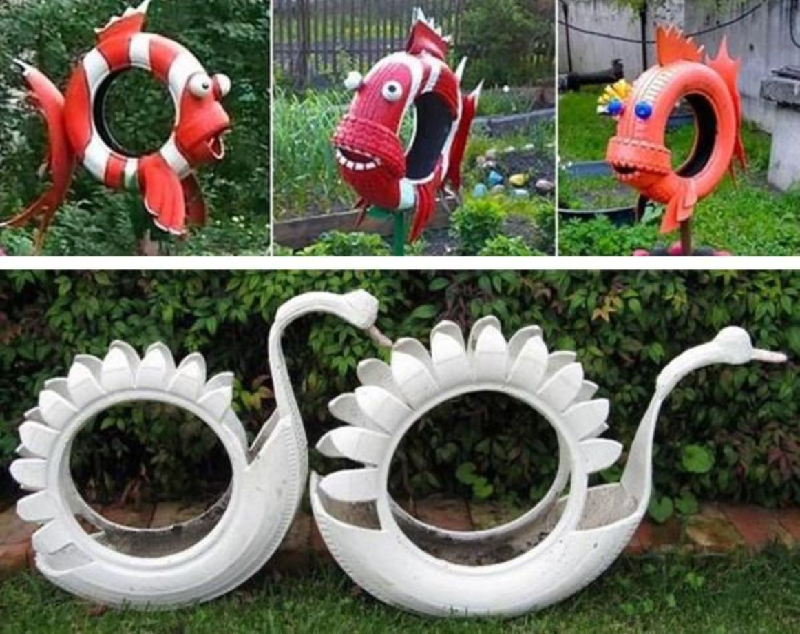 50 Cute and Cool Garden Art For Kids Design Ideas
