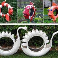 50 Cute and Cool Garden Art For Kids Design Ideas