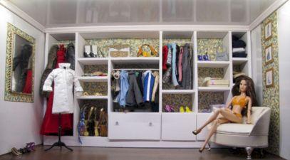 Diy barbie doll furniture 18