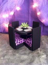 Diy barbie doll furniture 22