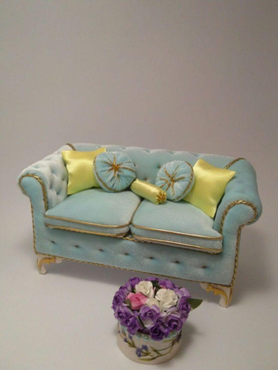 Diy barbie doll furniture 23