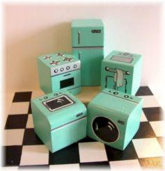 Diy barbie doll furniture 32