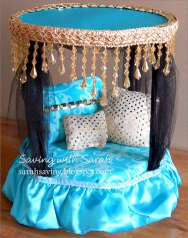 Diy barbie doll furniture 49