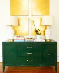 Dark green living room furniture 24