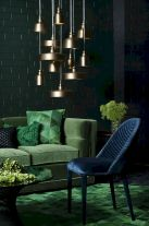 Dark green living room furniture 30