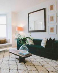 Dark green living room furniture 39