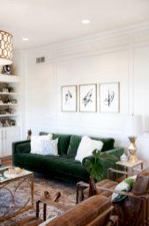 Dark green living room furniture 40