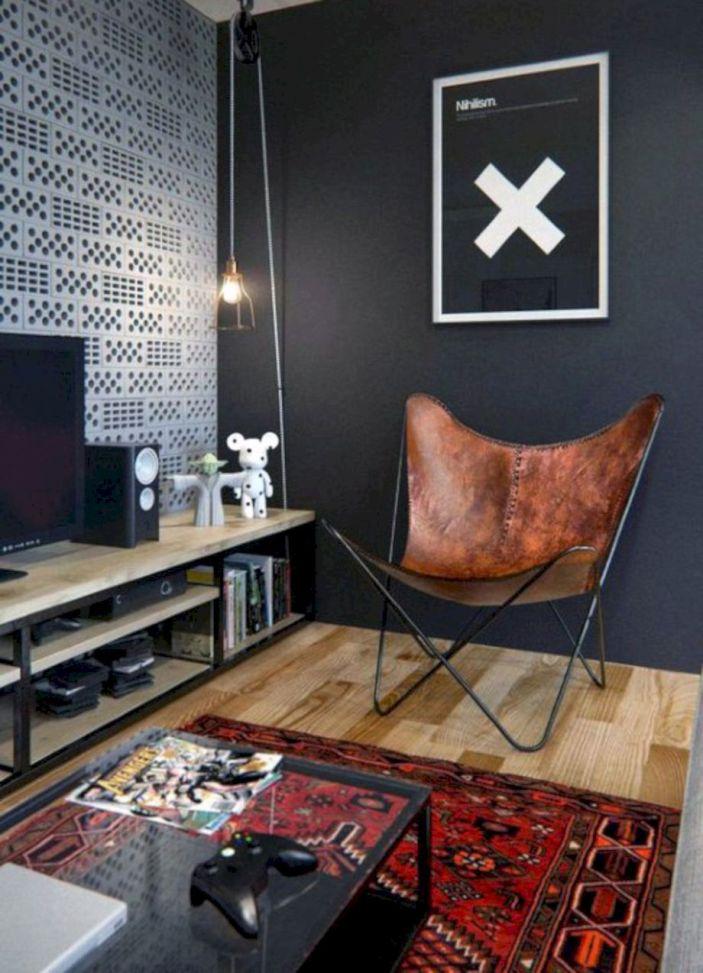 Design for men's apartment 16