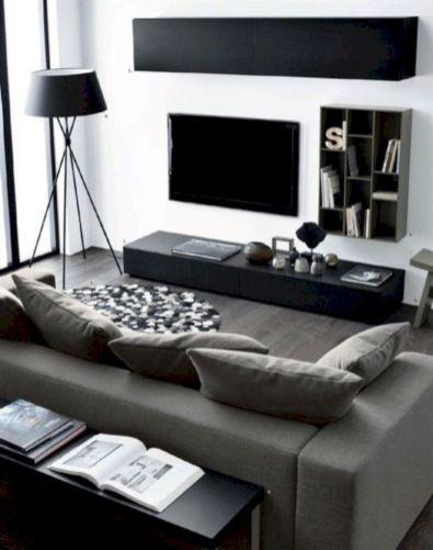 Design for men's apartment 30