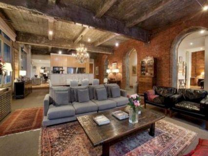 Design for men's apartment 33