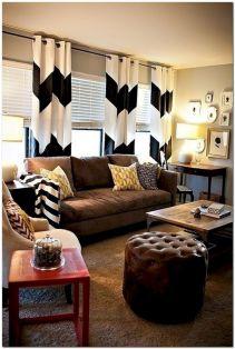 Design for men's apartment 38