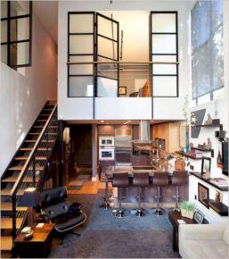 Design for men's apartment 39