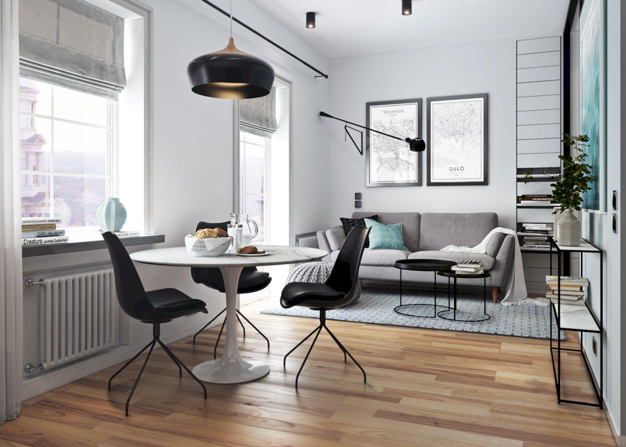 52 Minimalist Interior Design Ideas For Men's First Apartment