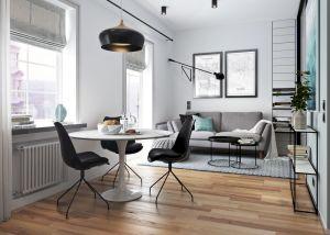 Design for men's apartment 46