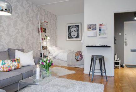 Design for men's apartment 50