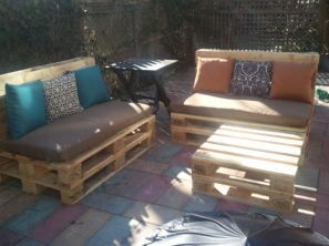 Diy outdoor patio furniture 09