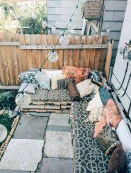 Diy outdoor patio furniture 21