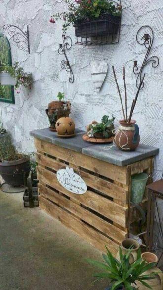 Diy outdoor patio furniture 24