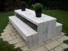 Diy outdoor patio furniture 38