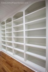 Easy and affordable diy wood closet shelves ideas 02