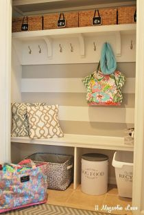 Easy and affordable diy wood closet shelves ideas 05
