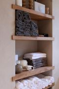 Easy and affordable diy wood closet shelves ideas 11