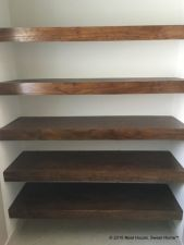 Easy and affordable diy wood closet shelves ideas 16