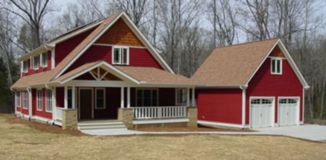 Top 40 Exterior House Colors With Brown Roof - Round Decor TC14