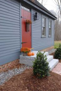 Exterior paint color ideas for mobile homes 26