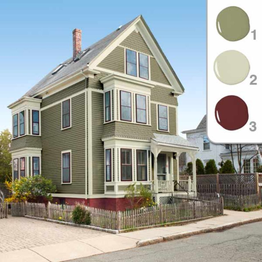 Exterior paint schemes for bungalows 07 - Round Decor on bungalow exterior trim details, bungalow exterior house colors, bungalow exterior lighting, bungalow exterior color schemes, bungalow interior paint schemes, guest room paint schemes, bungalow exterior paint color combinations, beach paint schemes, bar paint schemes,