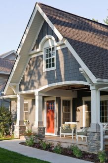 Exterior paint schemes for bungalows 13