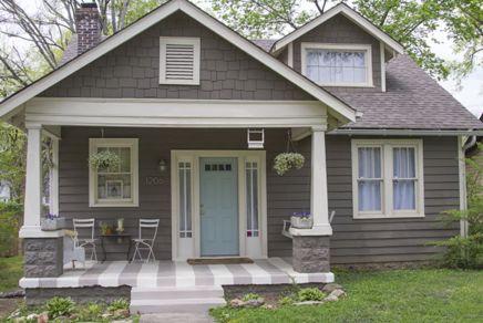 Exterior paint schemes for bungalows 24