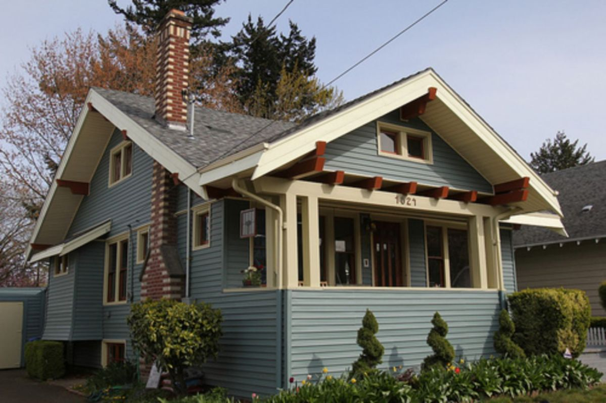Exterior paint schemes for bungalows 31