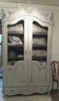 Gray shabby chic furniture 10
