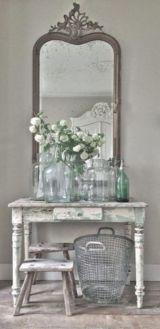 Gray shabby chic furniture 21