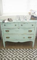 Gray shabby chic furniture 25