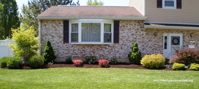 Inspiring small front garden ideas on a budget 09